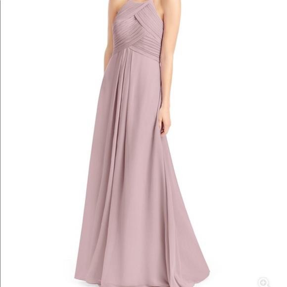 b7eef2998fb4 Azazie Dresses & Skirts - AZAZIE Ginger Bridesmaids Dress Vintage Mauve